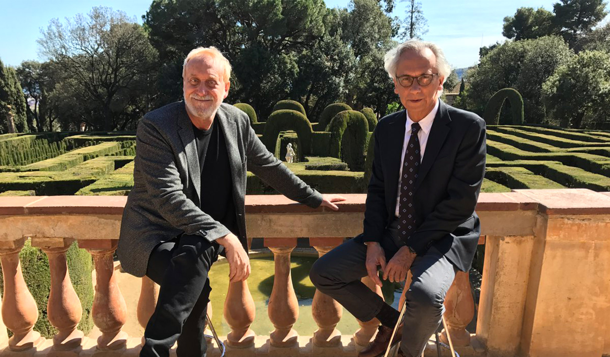 """Josep Maria Mainat ha estat el convidat del programa """"Fora de Sèrie"""" de TV3."""
